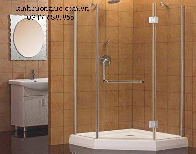 Phòng tắm lục giác
