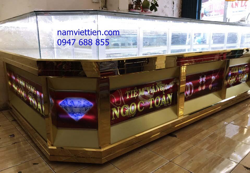 Tủ bán vàng cao cấp TPHCM