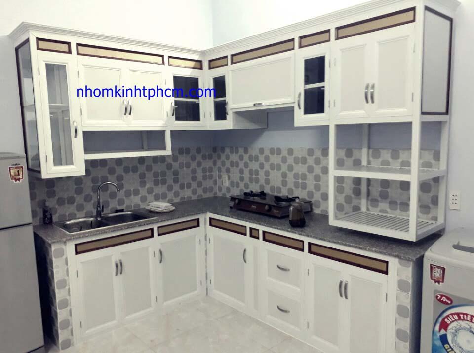 nội thất nhà bếp cao cấp