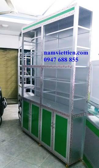 20180706 201200 - Báo giá kệ trưng bày mỹ phẩm