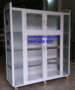 tủ kính trưng bày sản phẩm