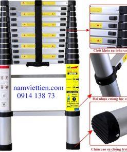 thang nhom rut don hakawa o tan phu 247x296 - Thang nhôm rút đơn Hakawa HK-150 cao 5M