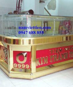 mẫu tủ bán vàng đẹp